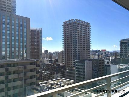 photo of Japan roommate 眺望