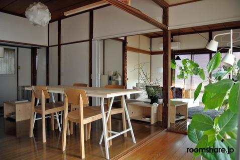 photo of Japan roommate 建物共用施設