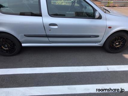 Japan parking 駐車場