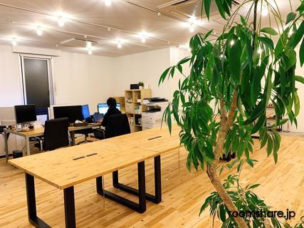 オフィスシェア 個室