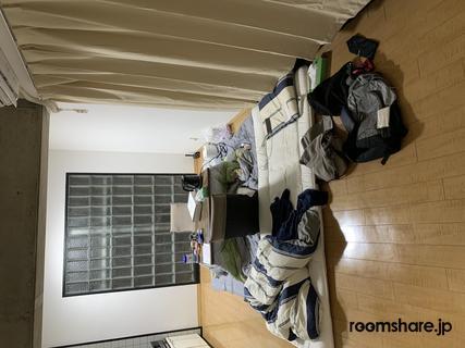photo of Japan roommate リビング
