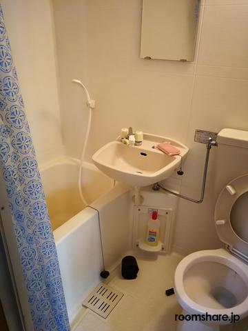サブレット 風呂