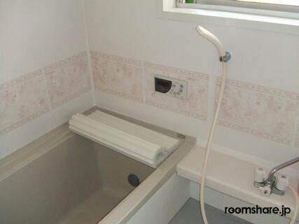 Japan accommodation シャワー