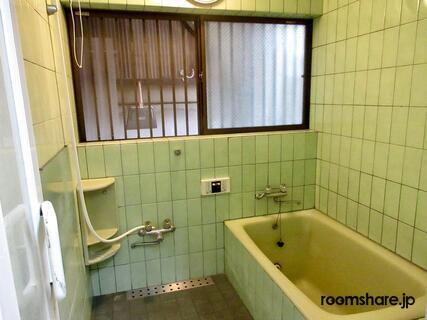 ルームシェア シャワー